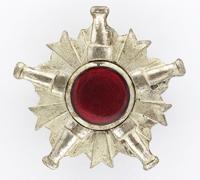 Japanese Firefighter Medal