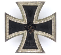 1st Class Iron Cross by Zimmermann