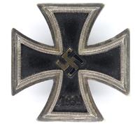 1st Class Iron Cross by P. Meybauer