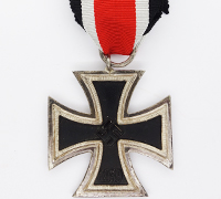 2nd Class Iron Cross by 100