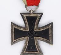 2nd Class Iron Cross by Grossmann & Co