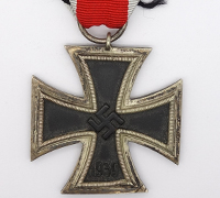 2nd Class Iron Cross by Wilheim Deumer