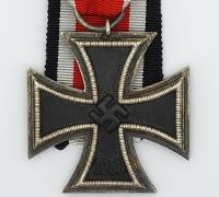 2nd Class Iron Cross by 66-Freidrich Keller