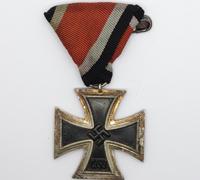 2nd Class Iron Cross on Austrian Mount