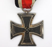 2nd Class Iron Cross by 138 Julius Maurer