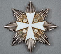 Order of the German Eagle Grand Cross Breast Star
