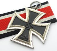 2nd Class Iron Cross by 100
