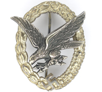 Radio Operator/Air Gunner Badge by B&N