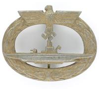 Navy U-Boat Badge by GWL
