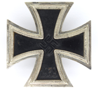 1st Class Iron Cross by L/11
