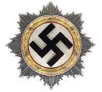 Minty - German Cross in Gold by 20