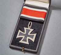 Knights Cross Iron Cross by Steinhauer & Luck in Issue Case