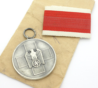 4th Class Social Welfare Medal in Issue Packet by Godet