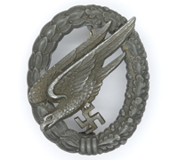 Luftwaffe Paratrooper Badge by FLL
