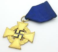 NSDAP 40 Year Faithful Service Cross
