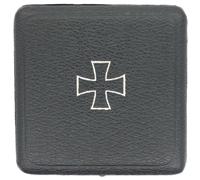 1st Class Iron Cross Case by W. Deumer