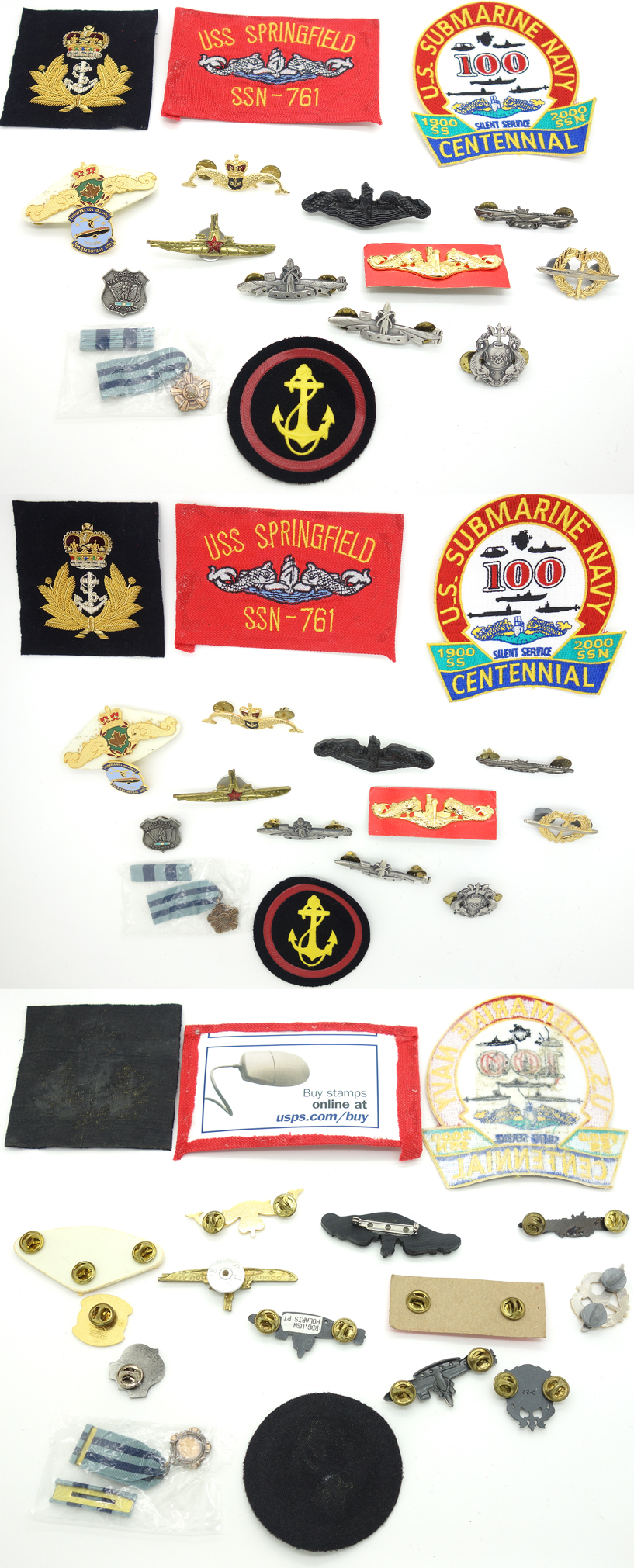 Allied Submarine grouping