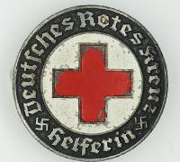 DRK Active Service Helper's badge