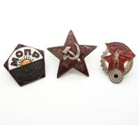 Three Russian Pins
