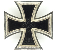1st Class Iron Cross by L/11