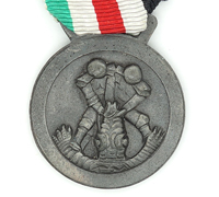 Italian-German African Campaign Medal - Type 6