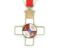 White Decoration - Order of Military Merit Cross