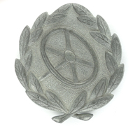 Drivers Proficiency Badge in Silver