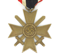 2nd Class War Merit Cross with Swords by 11