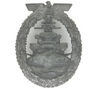 Navy High Seas Fleet Badge by F. Orth