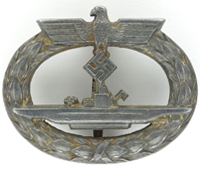 Navy U-Boat Badge by 100