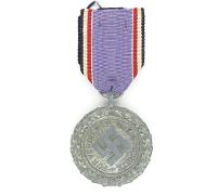 2nd Class Luftschutz Medal