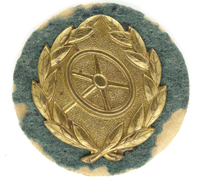 Army - Drivers Proficiency Badge in Gold