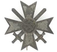 1st Class War Merit Cross with Swords by 3