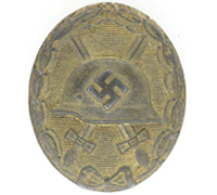 Gold Wound Badge by L/13