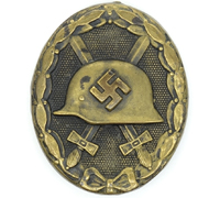 Black Wound Badge by L/11