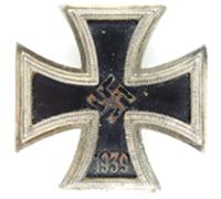 1st Class Iron Cross by 15