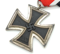 2nd Class Iron Cross by 93