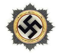 Mint - German Cross in Gold by 20
