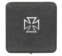 Issue Case for a 1st Class Iron Cross