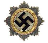 German Cross in Gold by 20