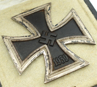 Cased 1st Class Iron Cross by 4