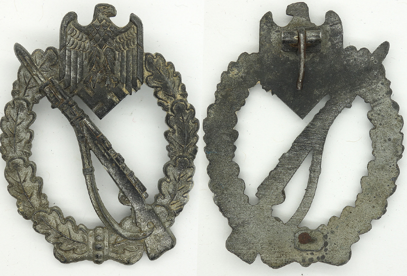 Unmarked - Infantry Assault Badge by S.H.u. Co.