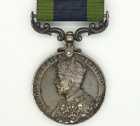 India General Service Medal w Research