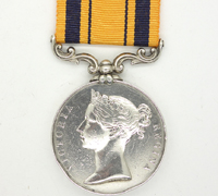 South African Medal 1853 w partial research record
