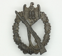 Infantry Assault Badge by Carl Wild