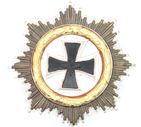 1957 Version – German Cross in Gold