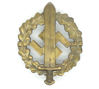 SA Sports Badge in Bronze