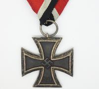 2nd Class Iron Cross on Austrian Mount-unmarked 24