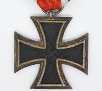 2nd Class Iron Cross-unmarked 137