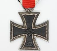 2nd Class Iron Cross- unmarked 52